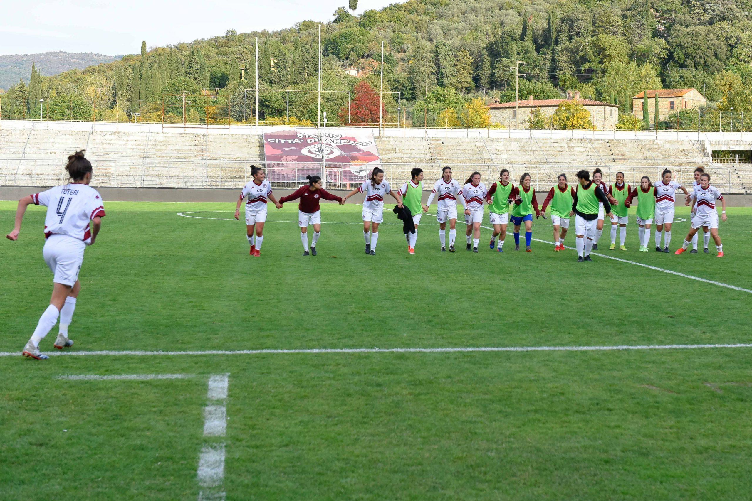 ACF Arezzo - Pistoiese